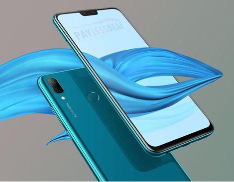 HuaweiY92019-Trend