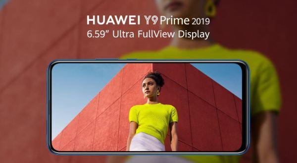 Huawei-Y9Prime2019