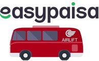 Easypaisa-Airlift