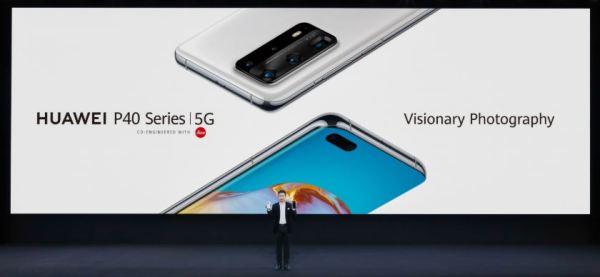 HuaweiP40Series