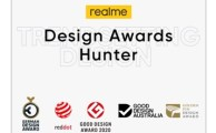 realme-DesignAwardsHunter
