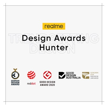 realme-DesignAwardsHunter
