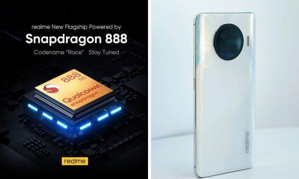 realme-Snapdragon888
