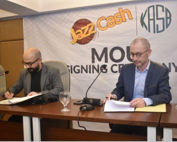 JazzCash-KASB