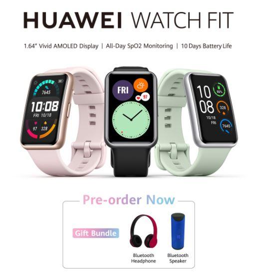 HUAWEI-WatchFit