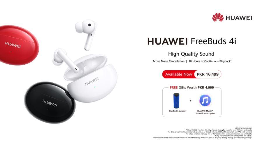 HuaweiFreeBuds4i-Sale