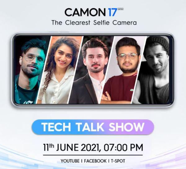TecnoCamon17-Launch