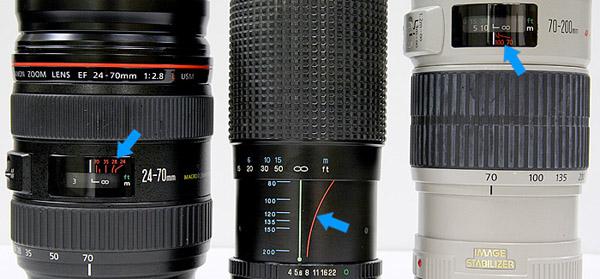 kızılötesi fotoğrafçılık için uygun lensler