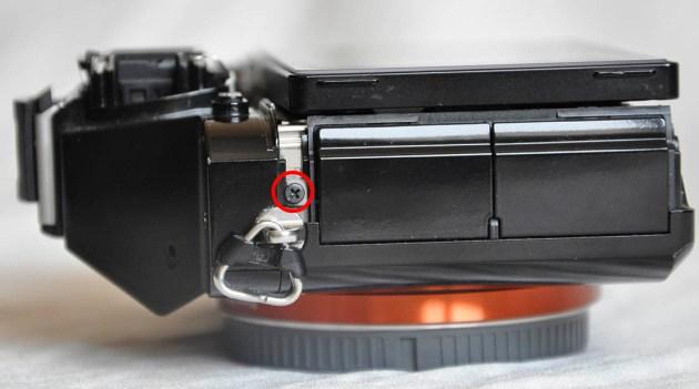 Sony A7R askı kayışı