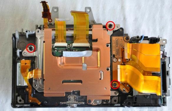 Sony A7R sensör temizliği