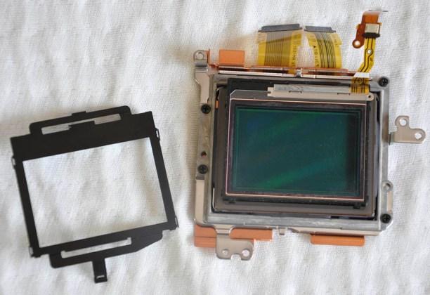 Sony A7R sensör