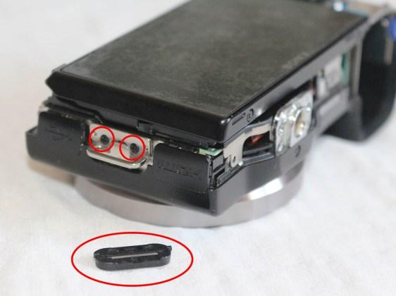 Sony Nex-5 Strap