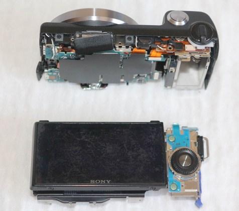 Sony Nex-5 Replacement