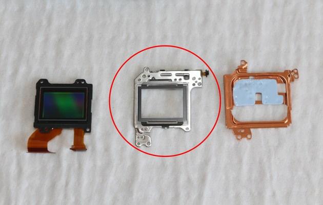 Sony Nex 5 Repair