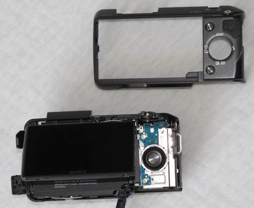 sony nex-3 lcd screen replacement