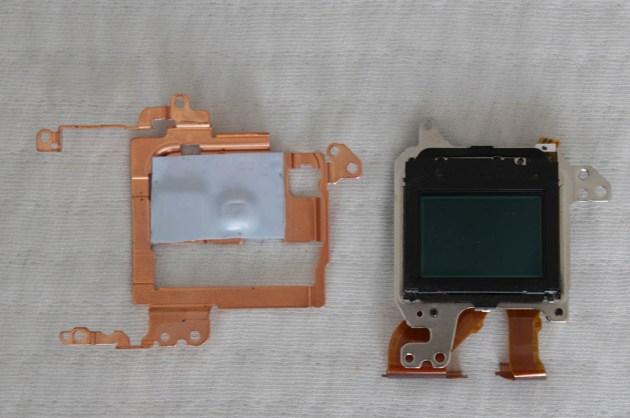 copper sensor cover replacing