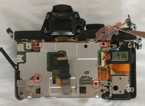 a7-ii motherboard repair