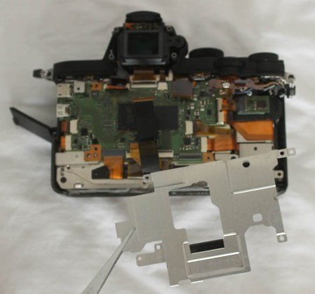 a7-ii motherboard replacement