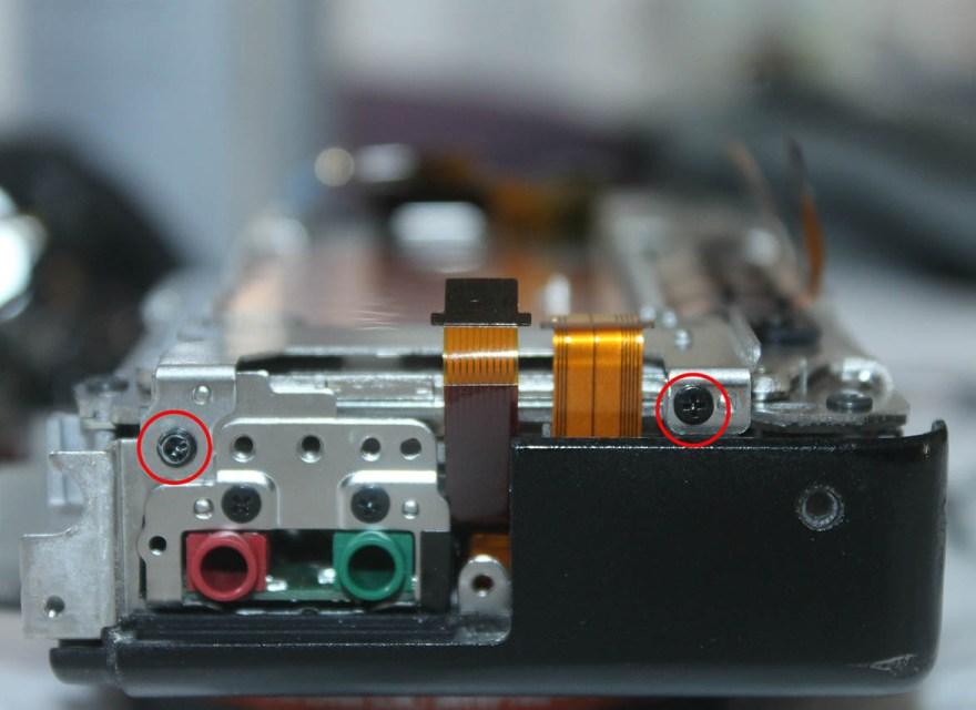 a7-ii microphone earphone repair