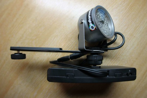infrared ir ghost hunting paranormal illuminator