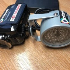 nightvision ghost hunting cam