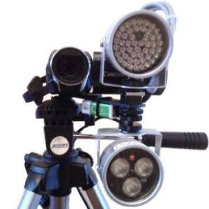 infraready.co.uk ghost hunting infared illuminator light