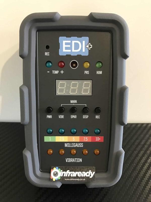 centex edi + plus EDI+ all in one ghost hunting meter tool infraready