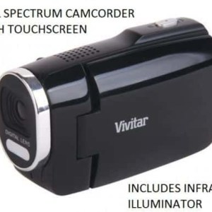 full hd ghost hunting camcorder
