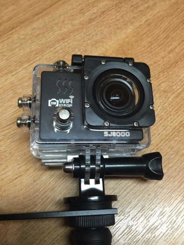 ghost hunting go pro