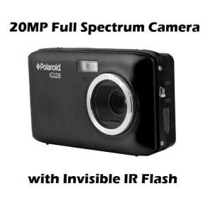 cheap ghost hunting camera full spectrum