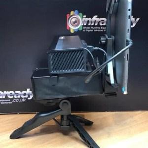 portable kinect sls camera infraready
