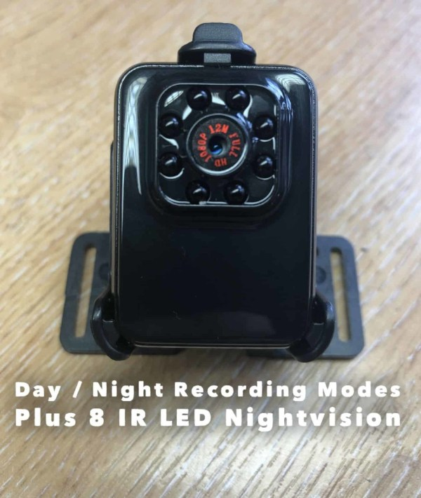 Under Cover Night Vision Cameras