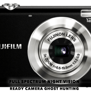 CAMERA WITH NIGHT VISION GHOST HUNTING