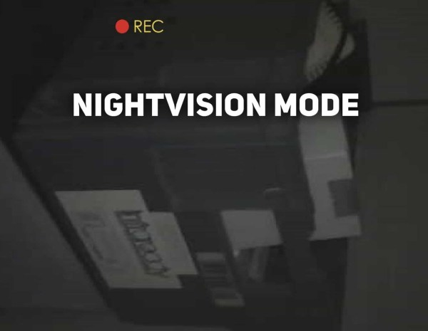 Covert Wearable Undercover Body Cam Night Vision ios