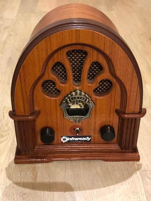 ghost box sweep radio