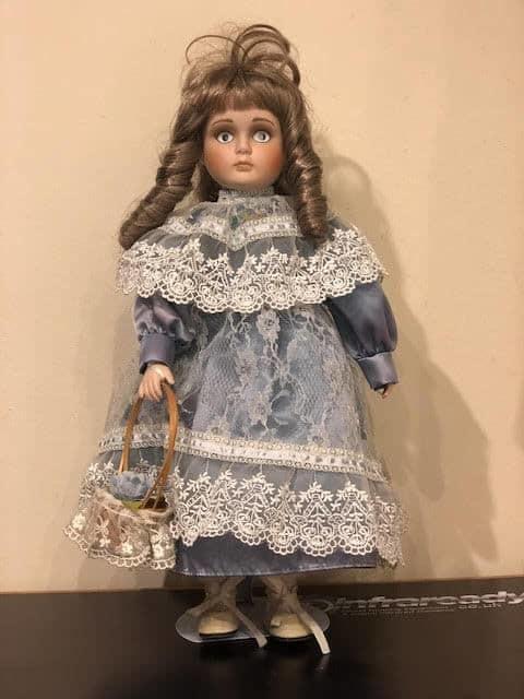 Haunted Doll EMF REM Pod