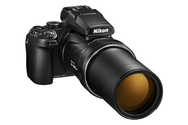 Nikon P1000 Astrophotography full spectrum