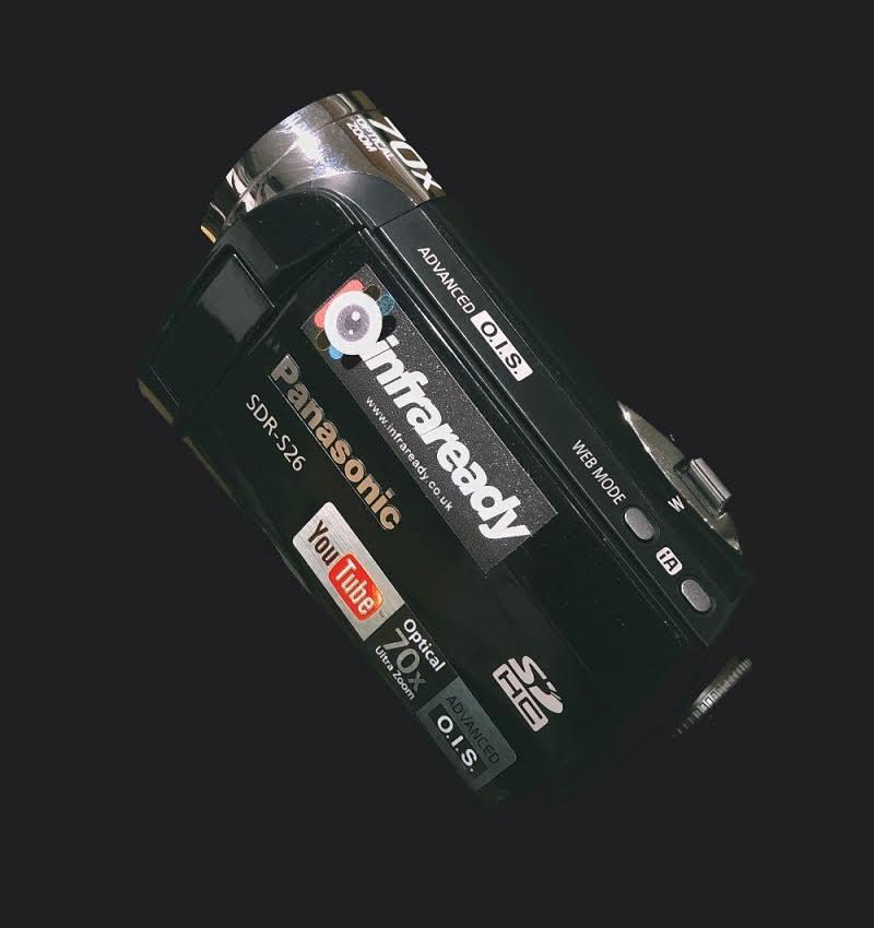 Full Spectrum Camcorder S26 5