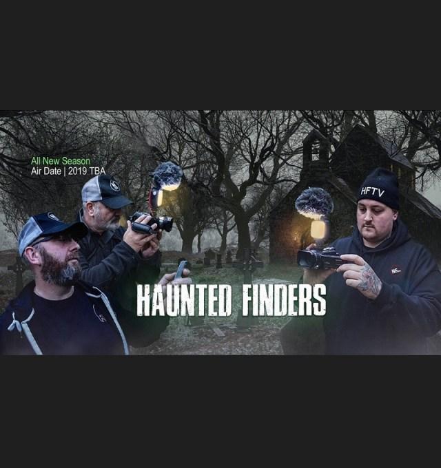 Haunted Finders SLS Camera