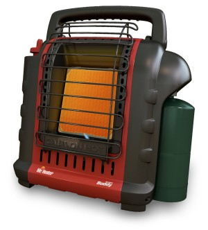 Gas Space Heater, Mr. Heater F232000 MH9BX Buddy 4,000-9.