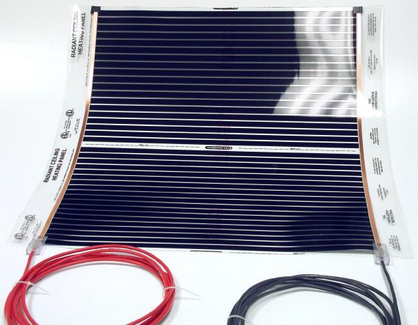 Calorique Radiant Ceiling Heaters