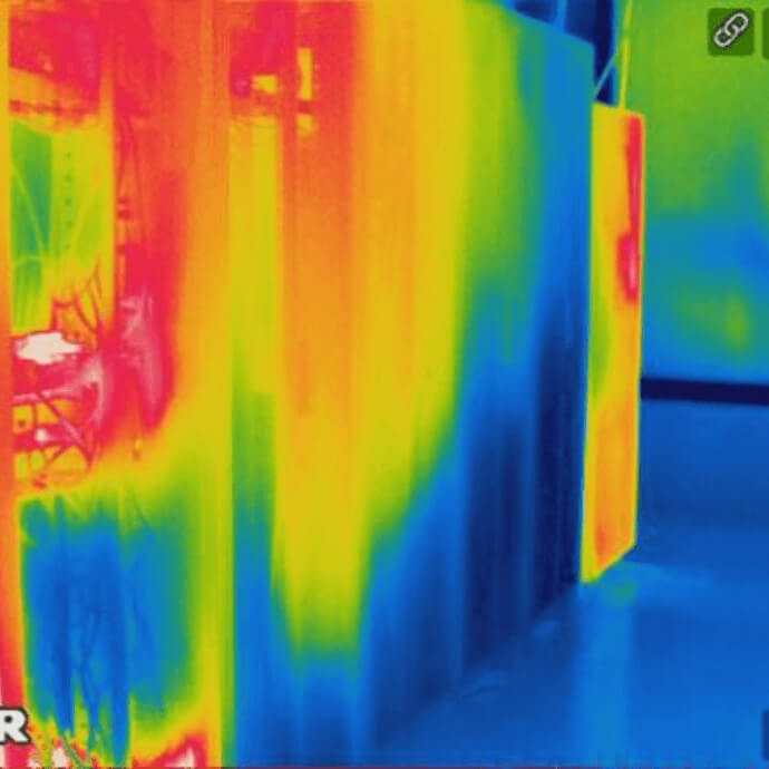 Data Center Thermal Imaging image 1 - Home