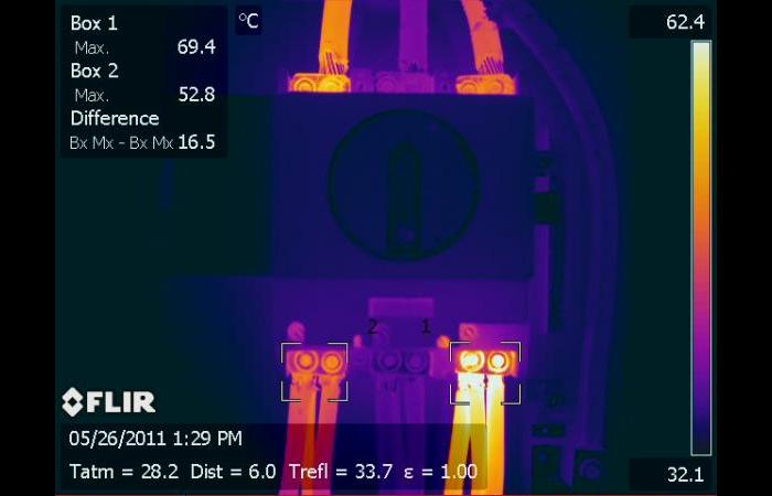 IR 0053 0 - Infrared Electrical Inspection