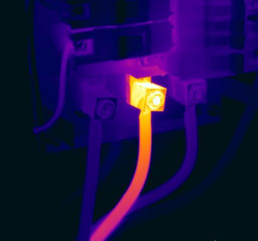 b phase 1 - Electrical Infrared
