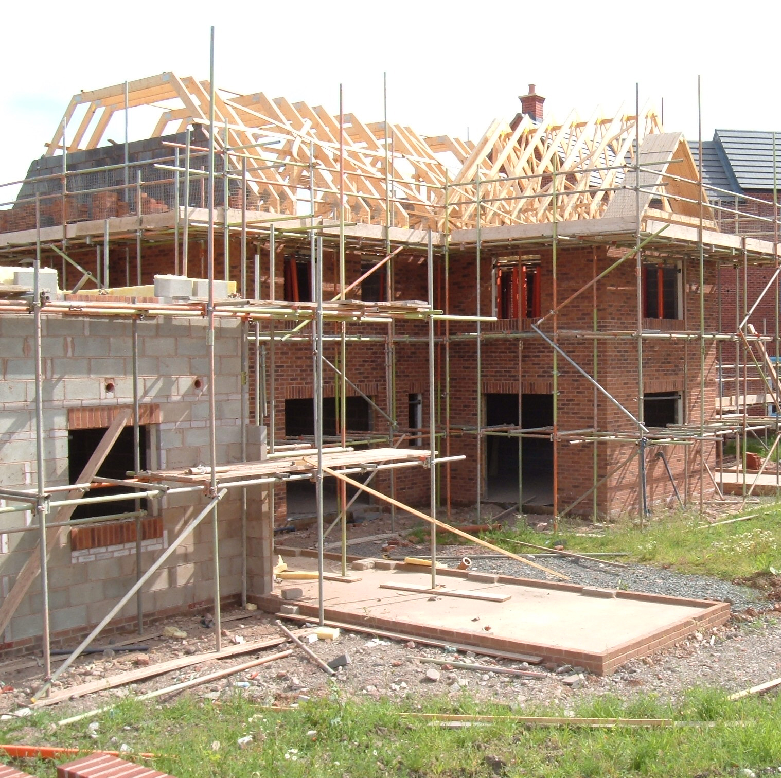 Private sector drives growth across UK building sector  Infrastructure Intelligence