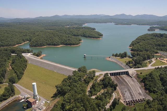 Blue Ridge Dam, GA