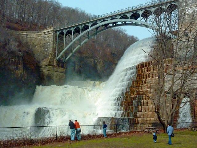 New Croton Dam, New York