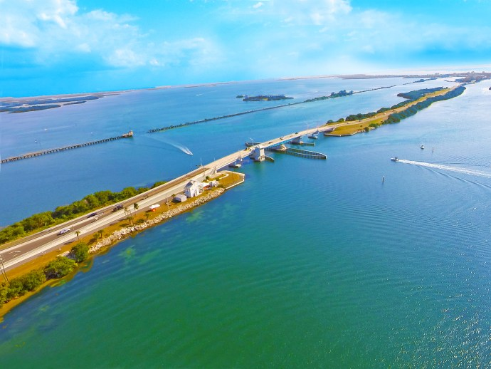 Hardesty & Hanover: Boca Grande Causeway Swing Bridge project in Placida, Fla.