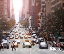Worldwide Traffic Study - Global Traffic Scorecard - INRIX research