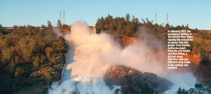 High Water Blues - Oroville Dam Incident